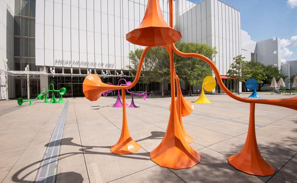 The Sonic Playground by Yuri Suzuki